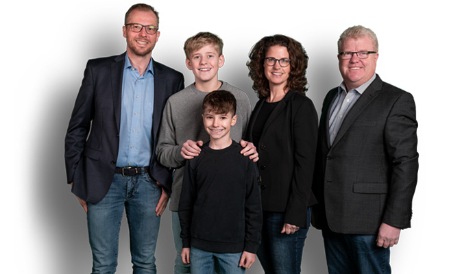 Familien Hesse und Schäper