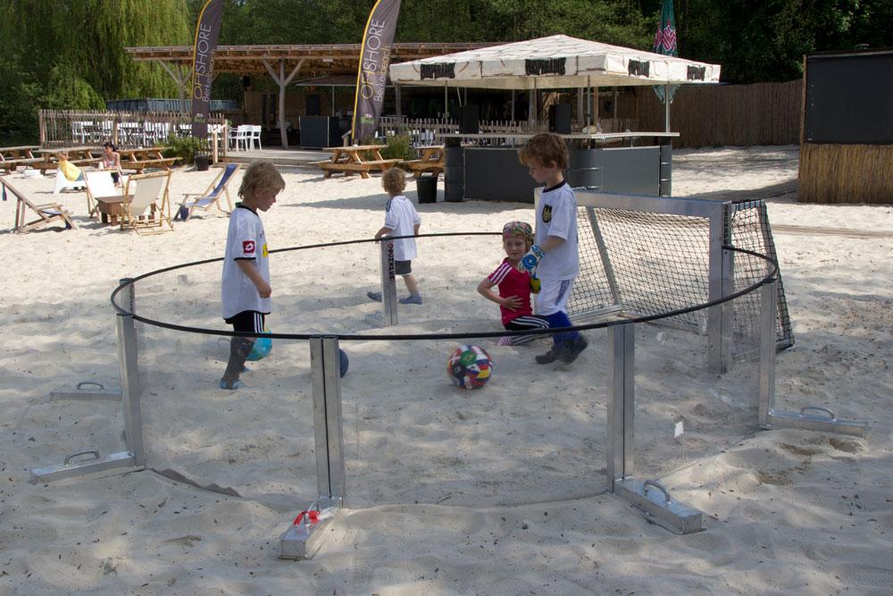 Mini Soccer Arena