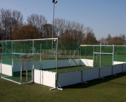 Soccer Court Standard Line Alu