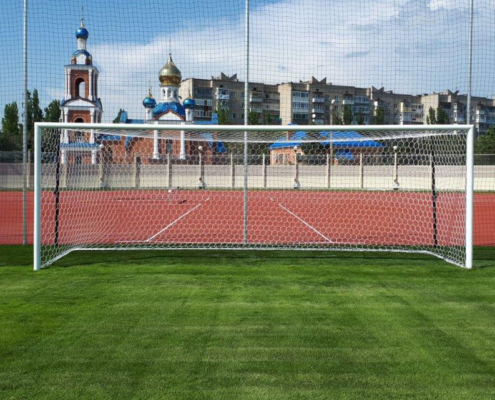 Fußballtore in Moskau