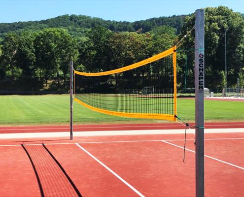 Volleyballanlage unbreakable