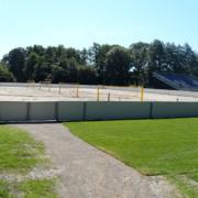 Soccer Court Stahl